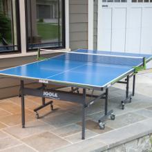 Amazon Com Joola Outdoor Aluminum Table Tennis Table
