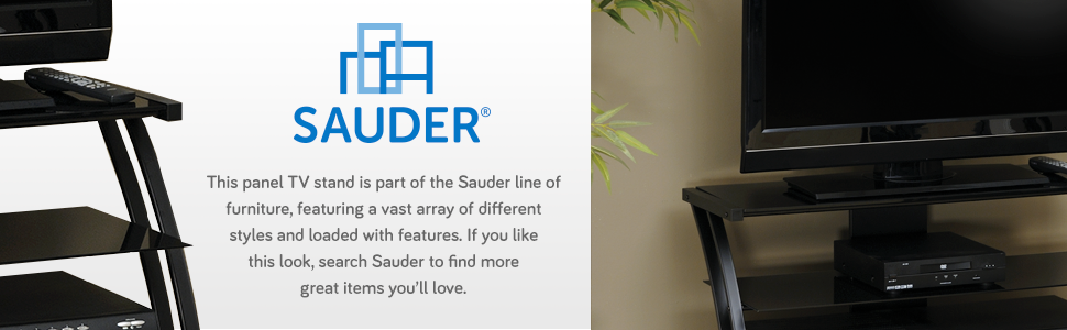 from the - Sauder Tv Stands