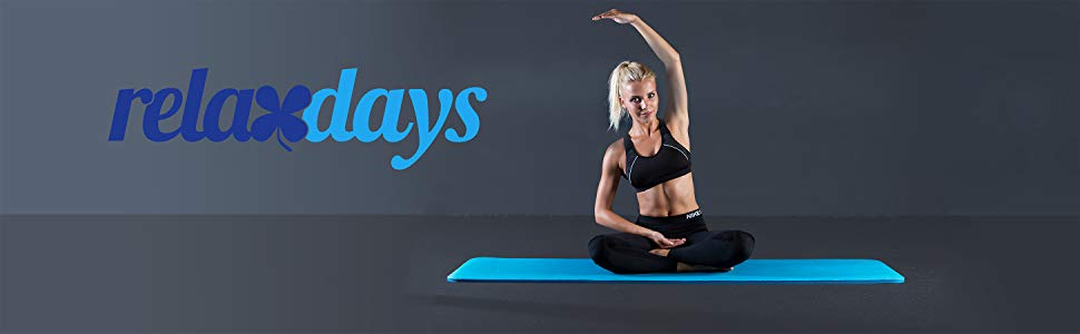 Relaxdays Pack de 2 Bloques de Yoga, Adultos Unisex, Rosa, 8 ...