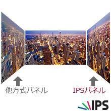 IPS IPSパネル 広視野角