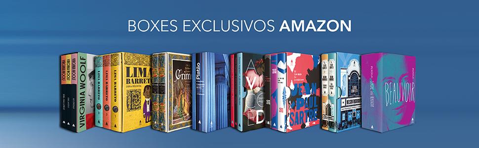Boxes Exclusivos Amazon