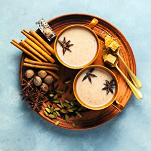 traditional chai tea