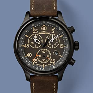 7a00f907cd3 Men s Expedition Field Chronograph Watch