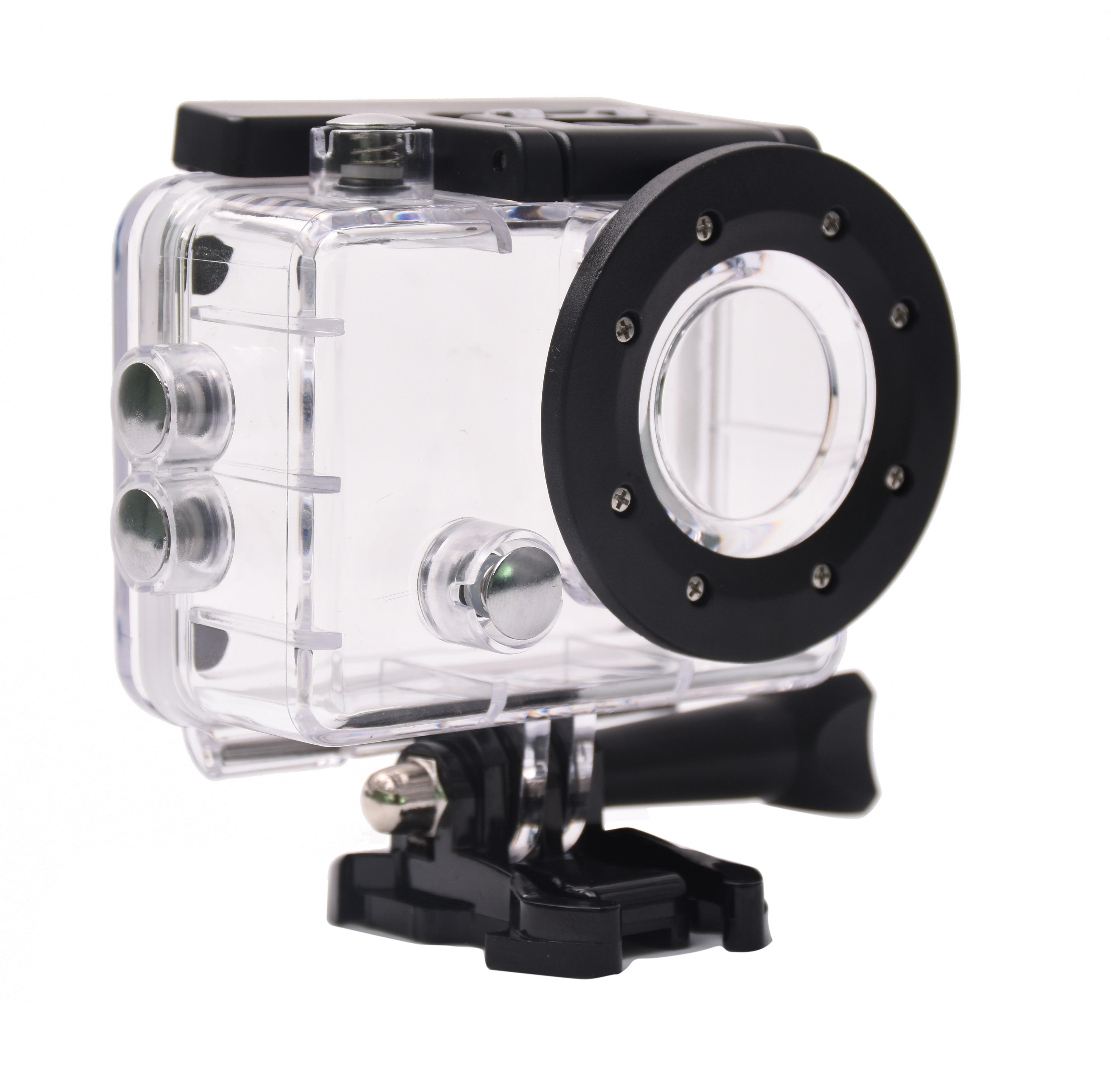 Prixton DV609 - Cámara de acción Sumergible de 1.3 MP (USB 2.0, CMOS, HD 720p) Color Gris