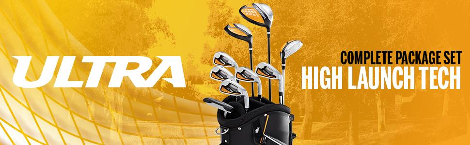 Best Golf Club Sets for Intermediate Players
