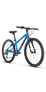 raleigh rowdy 24;24 inch mountain bike;boys bike;24 inch boys bike