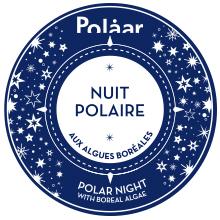 Nuit polaire, polaar, beauté, teint, visage, cosmétiques, crème, algues boréales, polaar, nuit