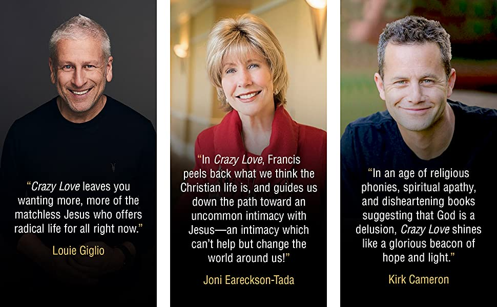 Crazy Love Endorsements