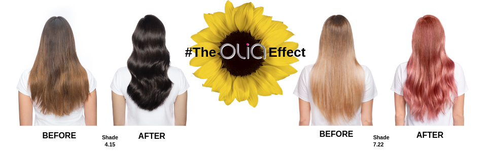 The Olia Effect; #theoliaeffect