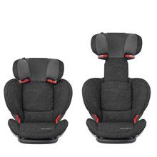 Bébé Confort RODIFIX AirProtect Nomad Blue - Silla de auto para niño con ISOFIX, R44/04, reclinable, segura y ligera, desde los 3,5 hasta los 12 ...