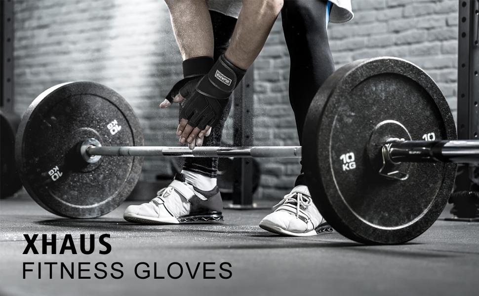 XHAUS fitness gloves