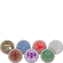 arkham horror third edition mythos phase tokens