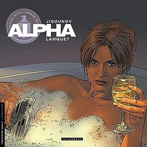 alpha,bd,thriller,jigounov,lamquet,espionnage,largo winch