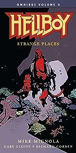 Omnibus 2, Hellboy, Movie, Volume 2, Mignola, 25 year Anniversary