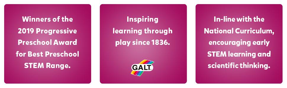 Galt Toys, Explore & Discover Range