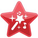 VTech Jouets, kidi Super star LightShow, micro, musique, karoke, boule disco, concert, jeux musicaux