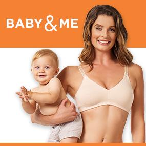 021a4ebca Warner s Women s Baby Me Comfort Nursing Bra at Amazon Women s ...