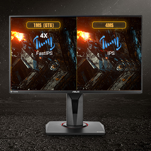 AUS ROG TUF Gaming display