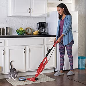 stick vac vacuum lightweight easy to use multi power