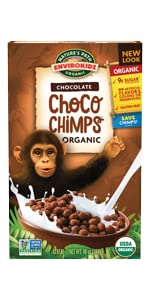 Choco Chimps Cereal