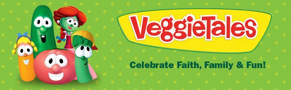 Veggie Tales, VeggieTales, Faith-based, DVD, animated, religious, religion, spirituality, big idea