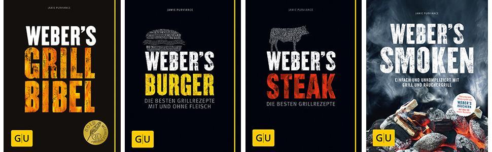 Weber S American Bbq Ein Kulinarischer Roadtrip Durch Die Usa Gu