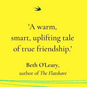 Beth O'Leary, Us Three, Ruth Jones, The Flatshare