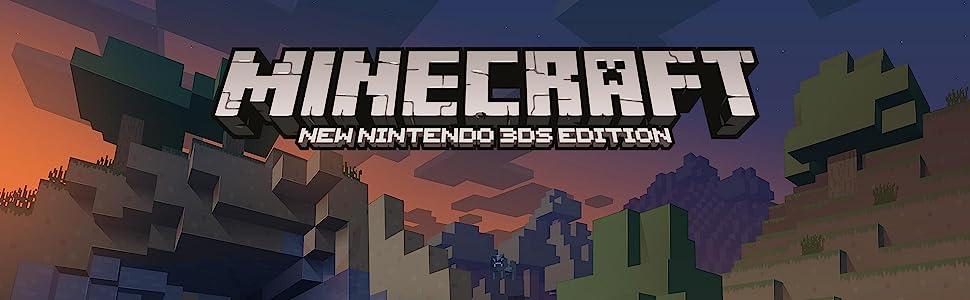 Amazoncom Minecraft New Nintendo DS Edition Nintendo DS - Minecraft ds spiele