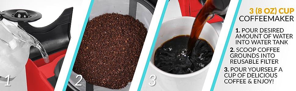 COFFEEMAKER, coffee maker, coffee