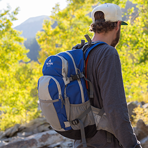 Great for hiking, cycling, backpacking, camping, and anywhere you need on demand water