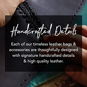 handcrafted, leather, design, quality, the sak