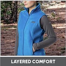 Layered Comfort