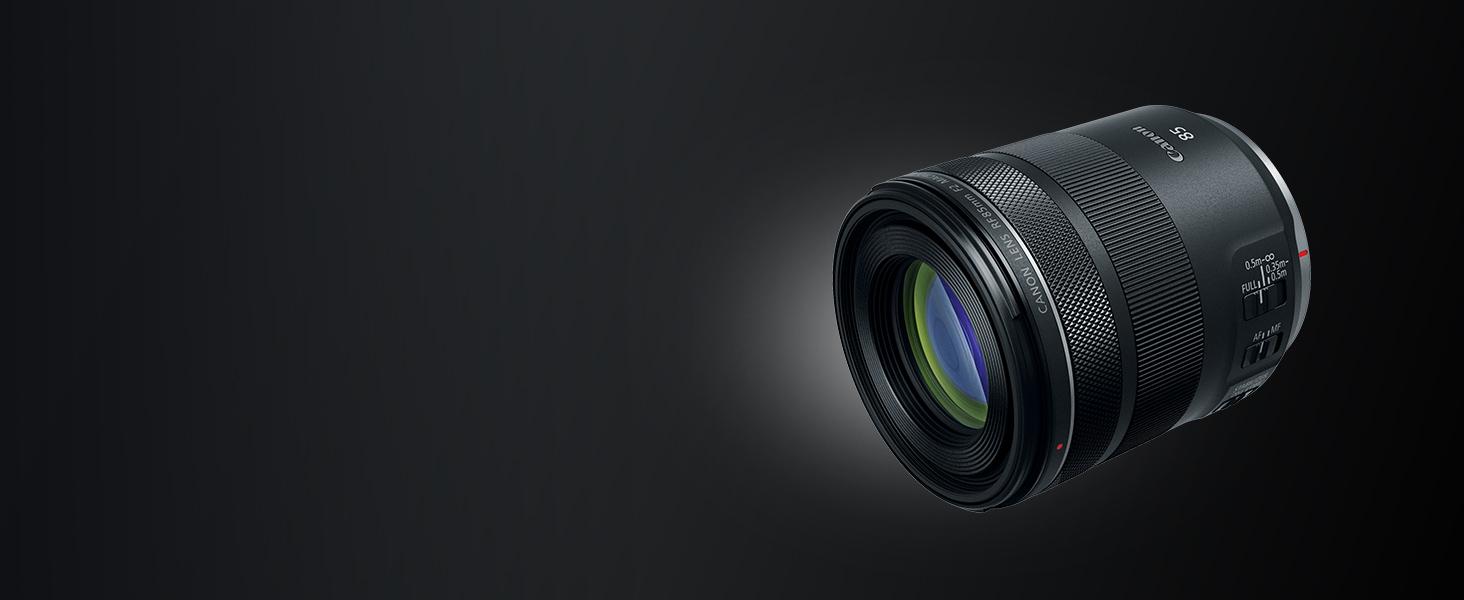 RF85mm F2 Macro IS STM Medium-telephoto Lens
