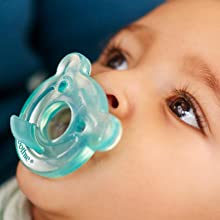 Pacifiers, baby, soothie, binky, philips avent, Philips, avant, best pacifier, paci, soft, flexible