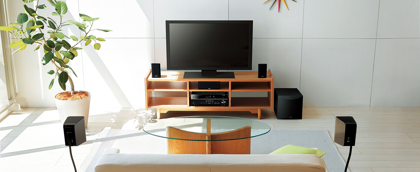 YHT-5950 Home Theater System