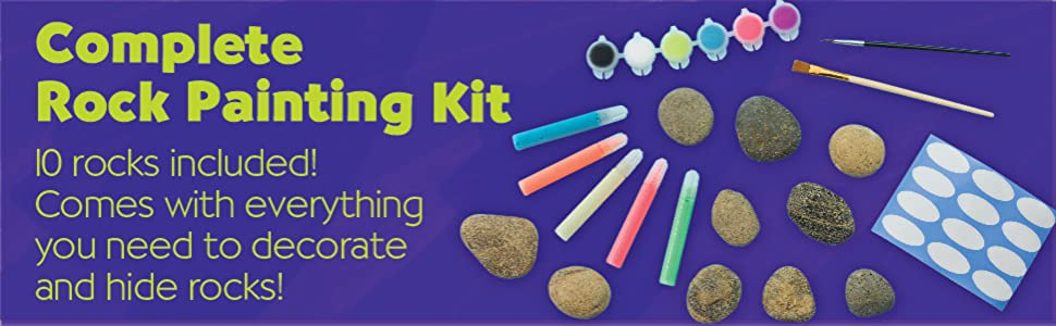 Arts and Crafts, Glow in the Dark Paint, Painting Rocks, Rock Painting, Crafts, Crafts for boys