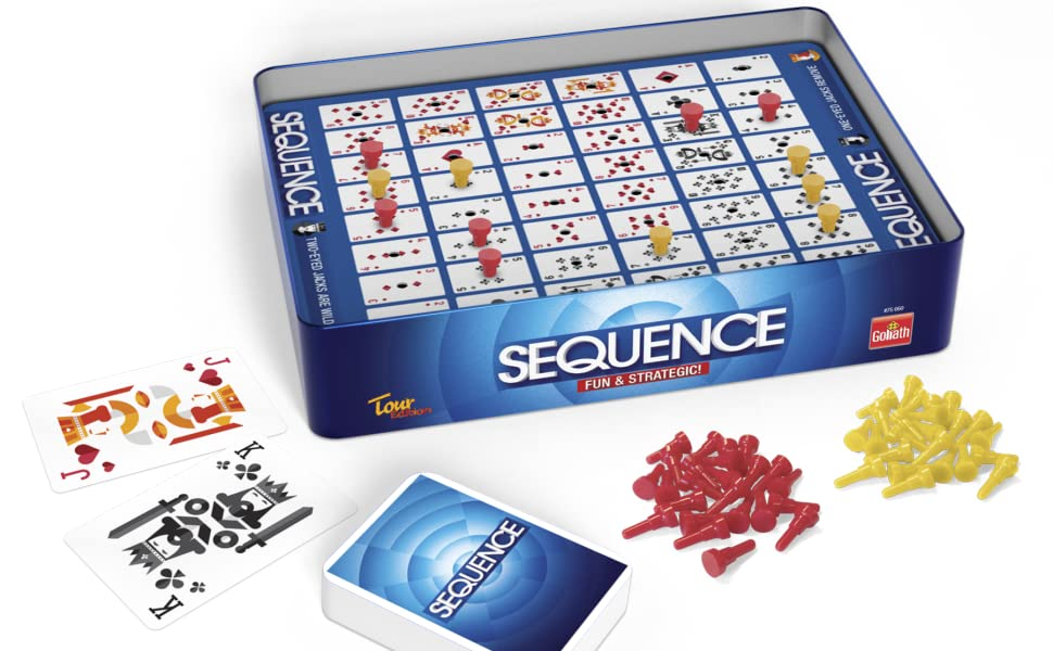 Sequence Tour Edition: Amazon.es: Juguetes y juegos