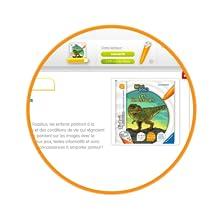 ravensburger toptoi jeu jeux interactif livre histoire apprendre découvrir jouer fun