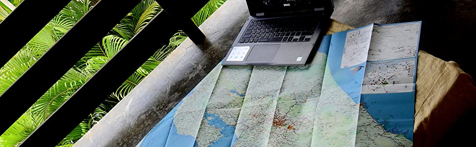 costa rica, waterproof, map, roadmap, highway, 4WD,