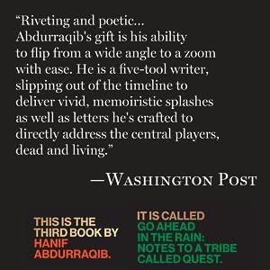 Hanif Abdurraqib Washington Post A Tribe Called Quest