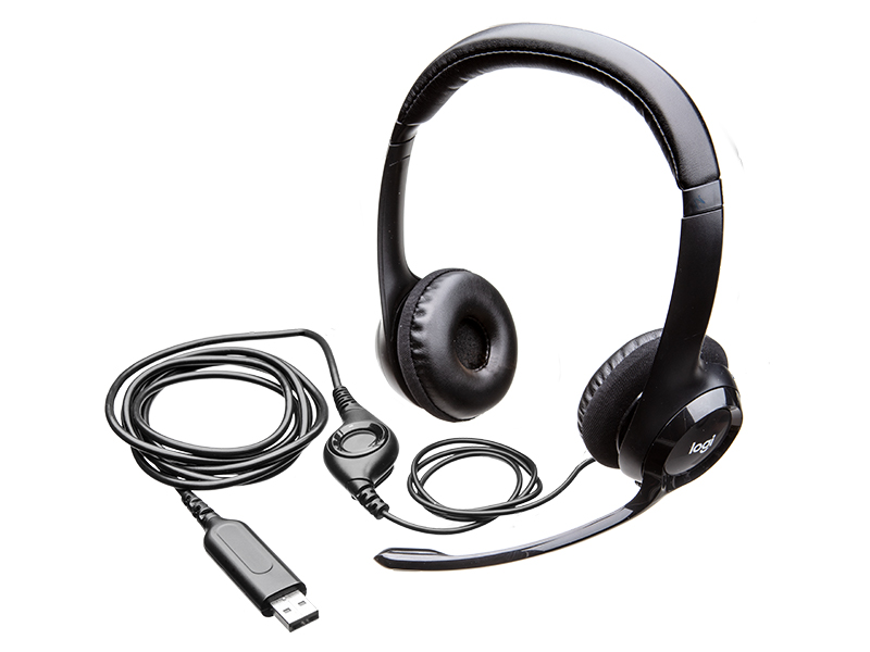 acaac959d1c Logitech USB COMPUTER HEADSET H390 with Noise Cancelling Mic - Riaz ...