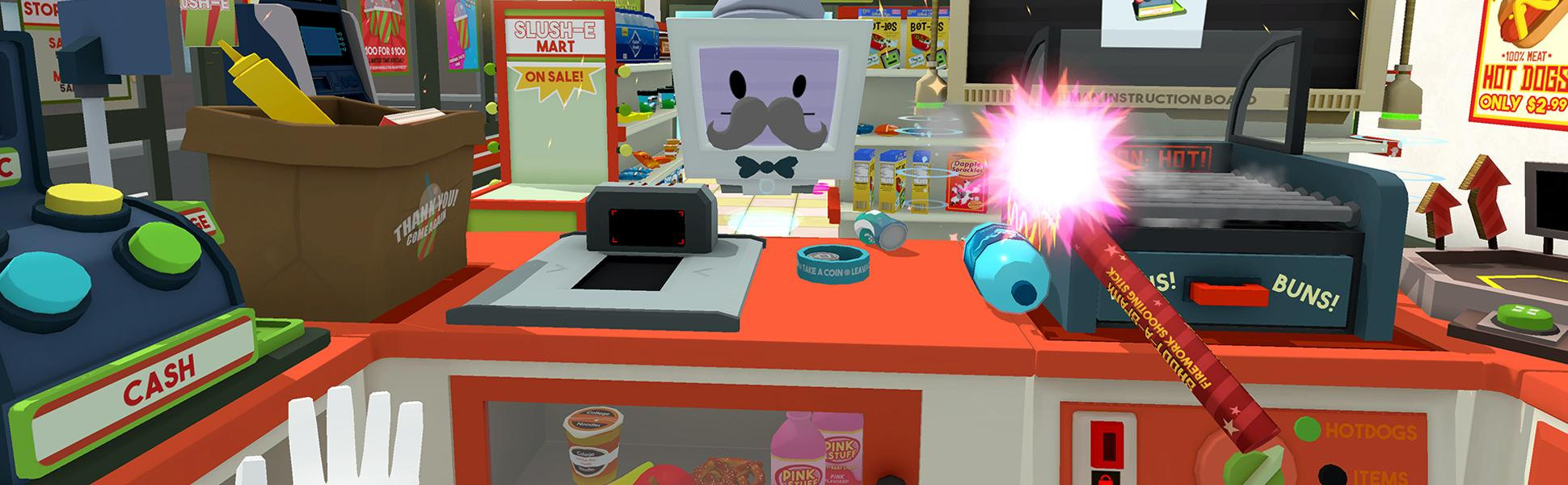 Amazon.com: Job Simulator - PlayStation VR: Video Games