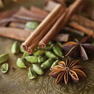 numi golden chai tea black tea loose leaf organic chai masala
