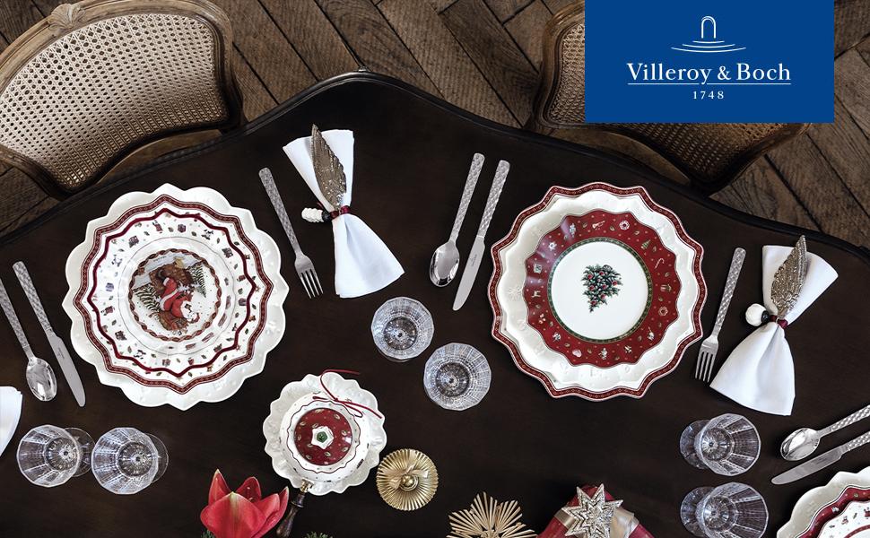 Dressez votre table dans l'esprit de Noël