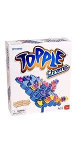 topple, chrome, game, balance, disks