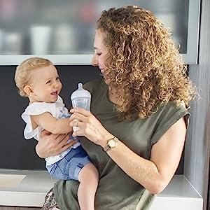 MINILAND - Robot de cocina para bebé 6 en 1 - Chefy 6: Amazon.es: Bebé