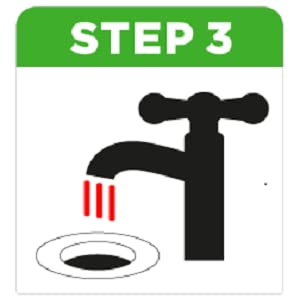 Sanitiser Gel Step 3