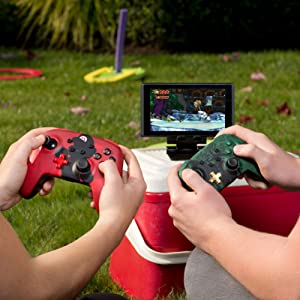 PowerA, Enhanced, Wireless, Controllers, Nintendo, Switch, Mario, Zelda