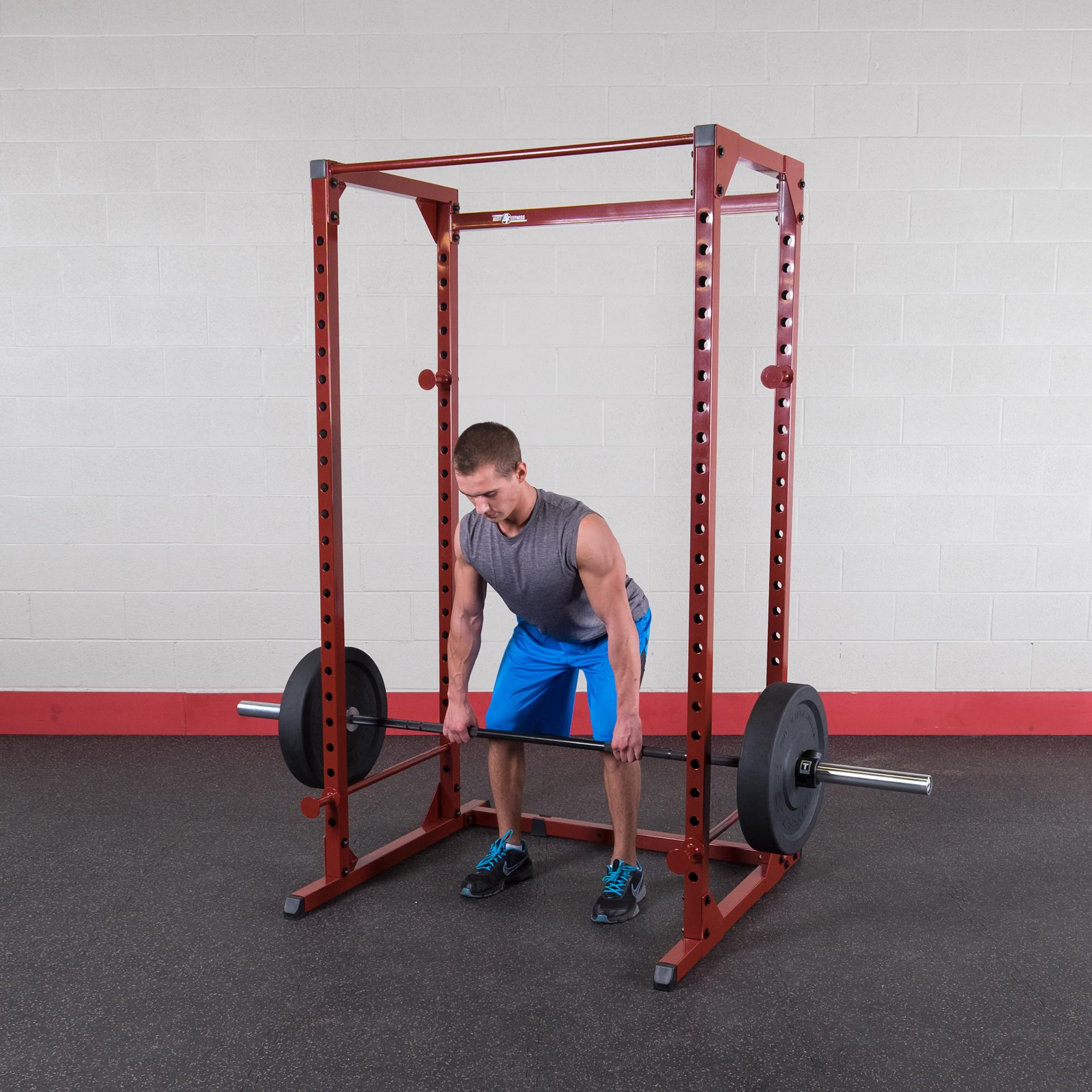 Discovering The Answers To Valuable Products Of Strength Training: Amazon.com : Best Fitness Power Rack (BFPR100) : Sports