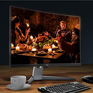 The Ultimate Display for Expansive Video Enjoyment (BenQ EX3203R)
